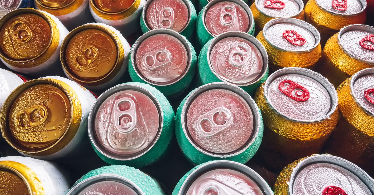 Cans sound mark
