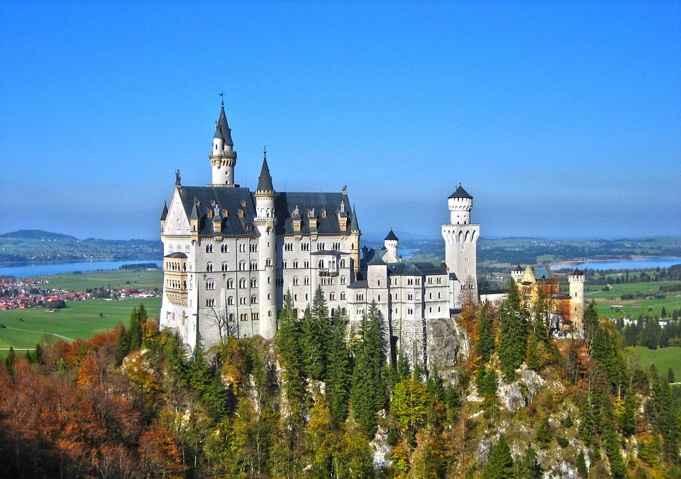 Neuschwanstein - European Trademark