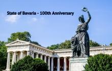 100th Anniversary State of Bavaria